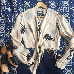 REFORMATION blouse size 4